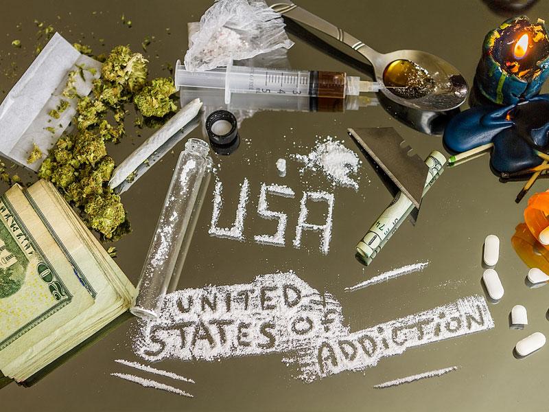 United States of Addiction